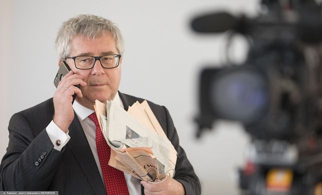 Kryzys w Zjednoczonej Prawicy. Ryszard Czarnecki: czy będzie ona istnieć, wie tylko Pan Bóg. I Jarosław Kaczyński