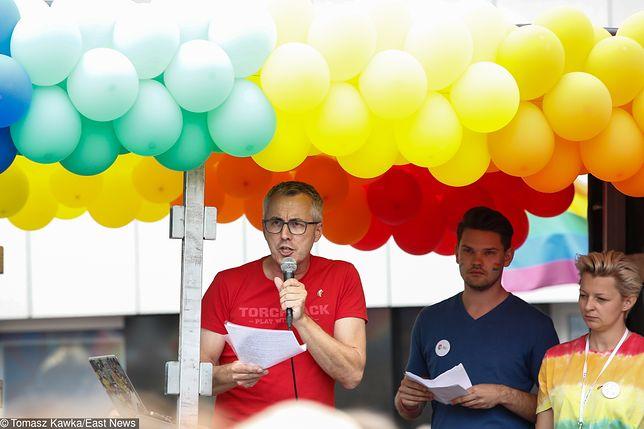 Andreas Wolter otworzył Marsz Równości
