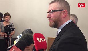 Braun: gdańszczanie, dzięki tej kampanii mogli usłyszeć kilka zdań niesłychanych