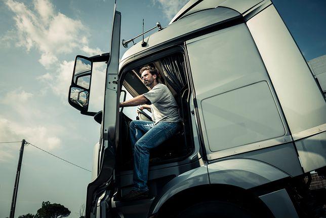 Niemieckie firmy szukają przede wszystkim polskich kierowców