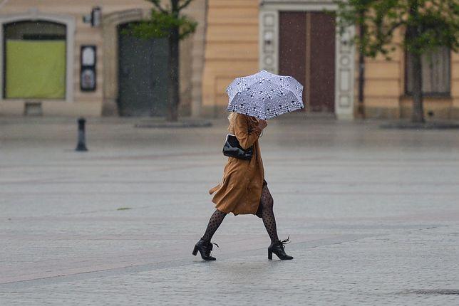Pogoda. Wrocław. Spora zmiana za oknem. Szykują się dni pełne deszczu