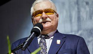 Lech Wałęsa nie przejmuje się wyrokiem sądu