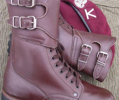 Opinacze. Kultowe buty wojskowe