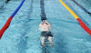 Zalesie Górne. W sobotę 22 sierpnia noga 11-letniego chłopca utknęła w basenie na terenie parku wodnego / foto ilustracyjne