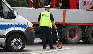 Wypadek na S7. Jedna osoba nie żyje (zdjęcie ilustracyjne)