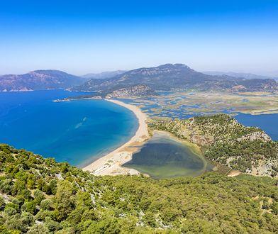 Wybrzeże Likijskie to idealny kierunek na listopad
