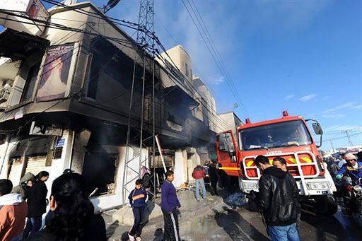 25-latek zastrzelony przez policję - Tunezja wrze