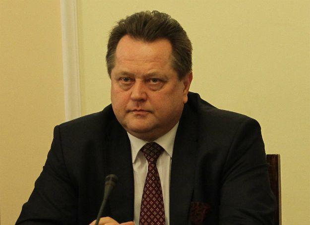 Jarosław Zieliński: auta BOR będą objęte ubezpieczeniem AC