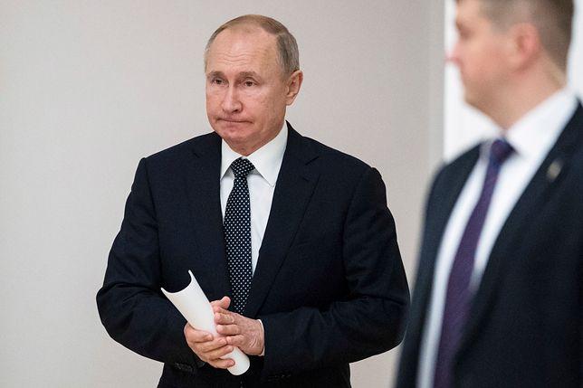 Władimir Putin o rezolucji Parlamentu Europejskiego: bezwstydne klamstwo