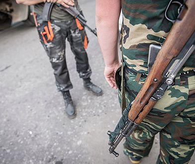Separatyści z Ługańska proponują wymianę jeńców