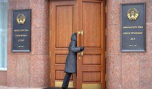 Białoruś. Władze wydalają polskiego dyplomatę