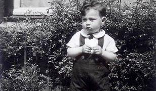 Miał niecałe 4 lata. Trafił do Auschwitz, gdzie zginął w komorze gazowej