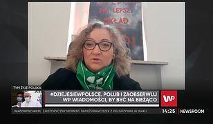 """M. Lempart o protestach na Dzień Kobiet: """"Mamy trzy formy działania"""""""