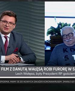 """""""Rodziną się zajmij"""". Wałęsa tłumaczy się z nagrania z żoną"""