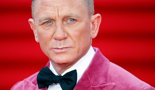 """W """"Nie czas umierać"""" Daniel Craig po raz piąty wcielił się w 007"""