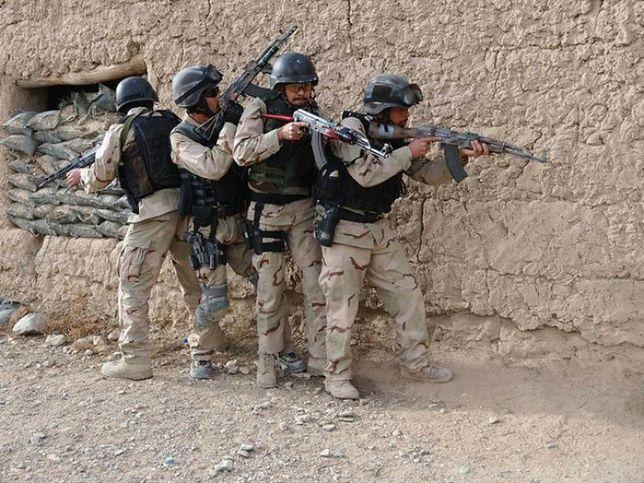 W Afganistanie zginął amerykański żołnierz