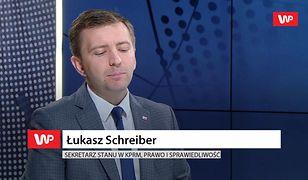 Skandaliczna wypowiedź szefa MEN. Łukasz Schreiber komentuje