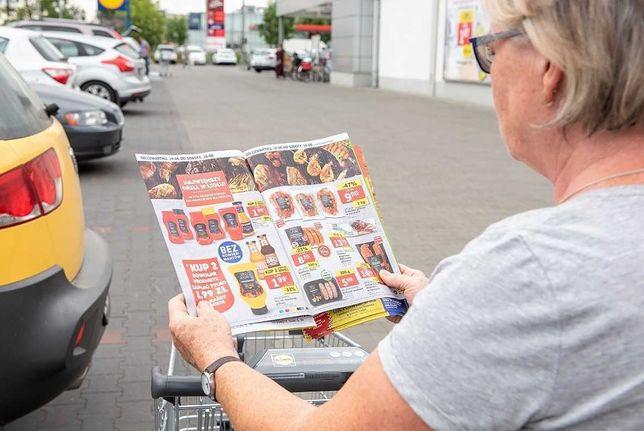Gazetki promocyjne są wciąż popularne wśród Polaków
