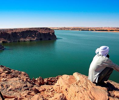 Czad opóźnia wpisanie słynnego jeziora na listę UNESCO. Mógłby stracić fortunę