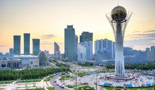 Astana – miasto XXI w., które powstało w XXI w.