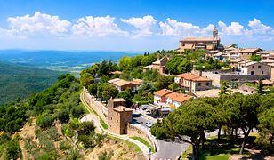 Montalcino, Włochy