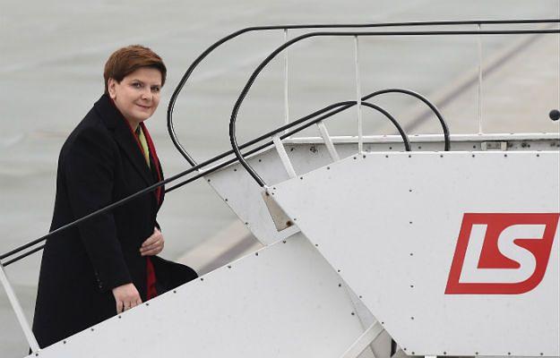 Premier Beata Szydło weźmie udział w szczycie UE-Turcja ws. migracji