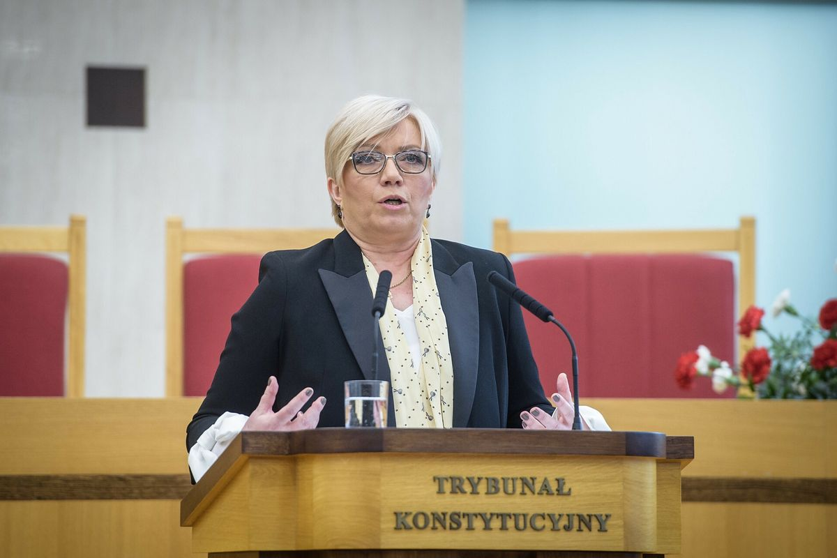 RPO złożył wniosek o wyłączenie czterech sędziów TK z orzekania w tej sprawie