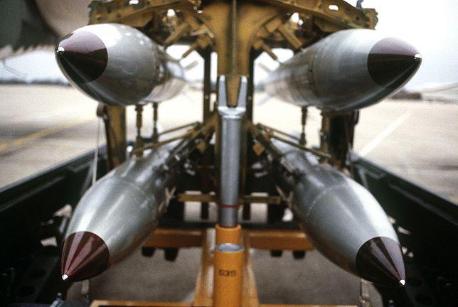 Najnowsza broń w amerykańskim arsenale nuklearnym. Pierwszy test nowej bomby