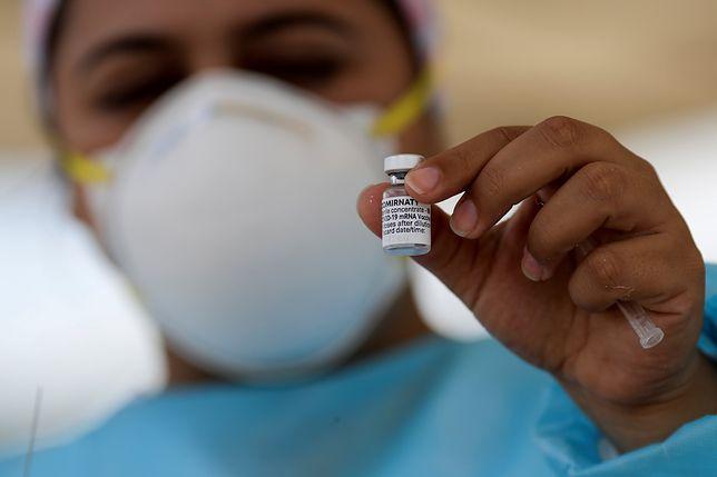 Szczepionka na COVID. Najnowsze badania amerykańskich naukowców
