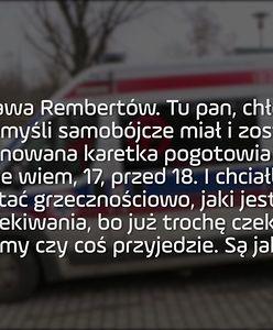 Protest ratowników medycznych. Nagrania rozmów z dyspozytorami mrożą krew w żyłach