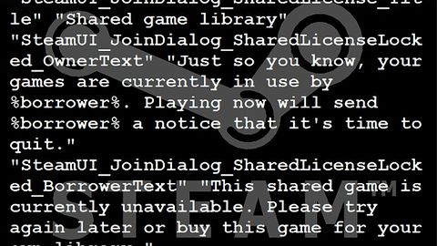 Plotka: pożyczanie gier na Steam jest już w fazie testów?