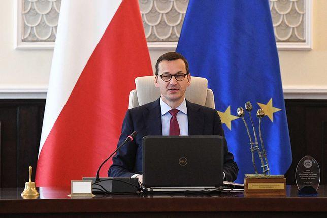 Premier Mateusz Morawiecki wyraził się jasno nt. zwiększenia wojsk USA w Polsce