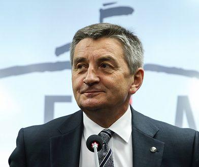 Marek Kuchciński przeprosił za rodzinne loty