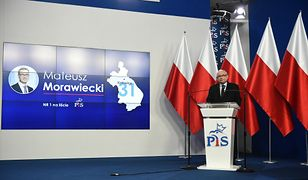 Prezes PiS Jarosław Kaczyński.