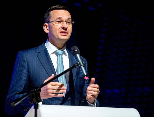 Ambasador Polski tłumaczy, że gazeta zmanipulowała wypowiedź Morawieckiego