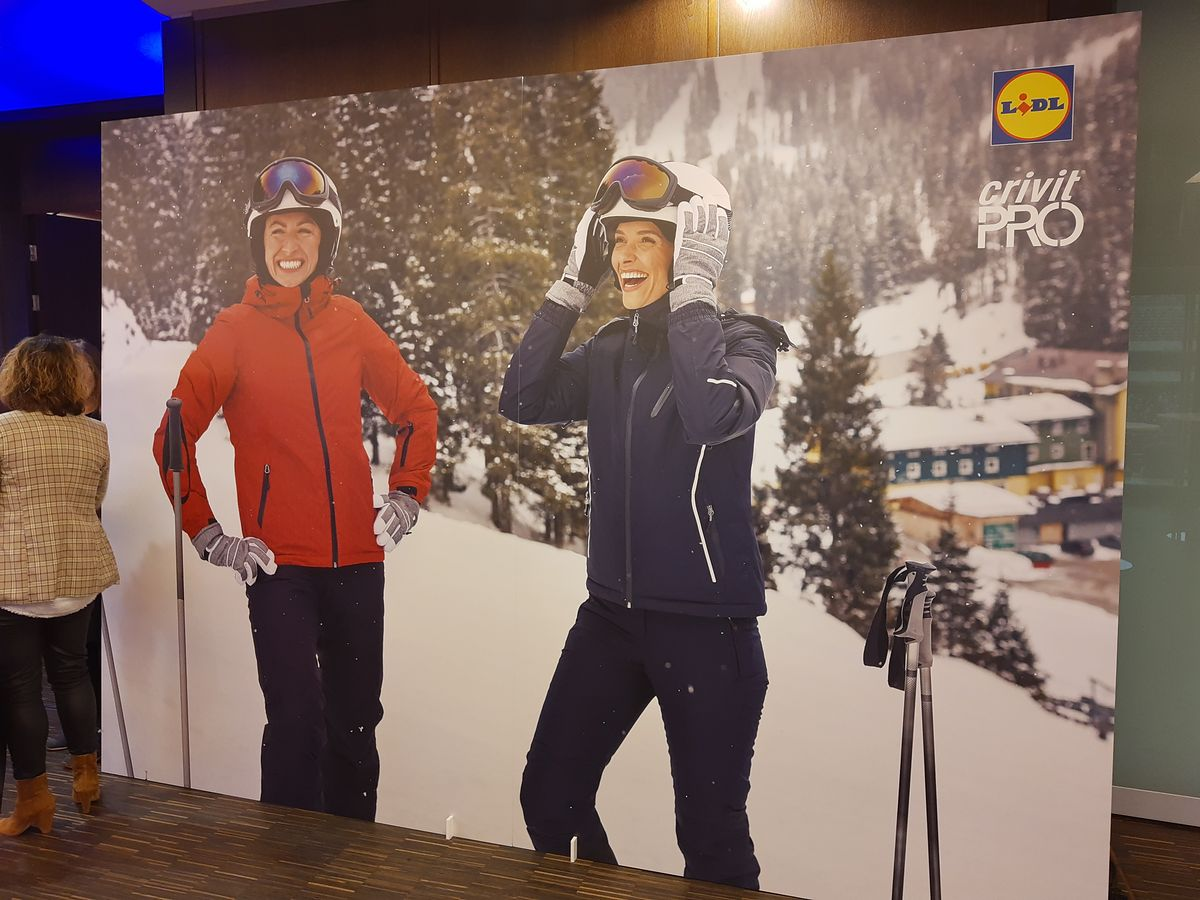 Justyna Kowalczyk sygnuje nową linię Lidla - dyskont promuje zimową aktywność