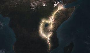 Światła, które zwiastują katastrofę