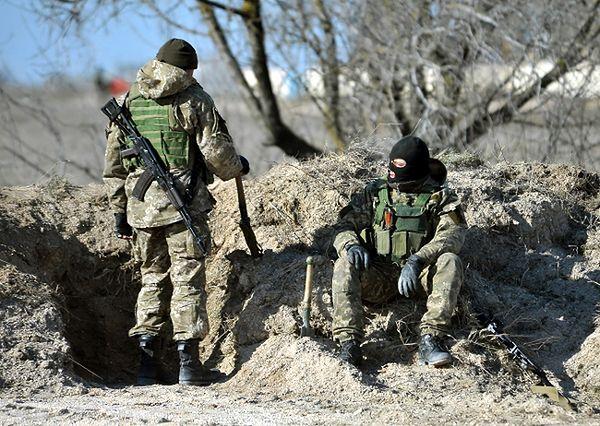 Mieszkańcy obwodu Donieckiego wspierają ukraińskich żołnierzy