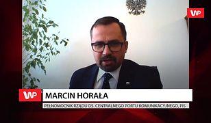 """Marcin Horała krytykuje Rafała Trzaskowskiego. """"Nie wie, co mówi"""""""