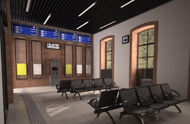 Dąbrowa Górnicza. PKP przebuduje dworzec kolejowy w centrum miasta.