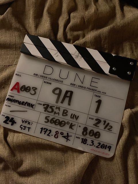 """Kyle MacLachlan jako Paul Atryda w """"Diunie"""" z 1984 r."""