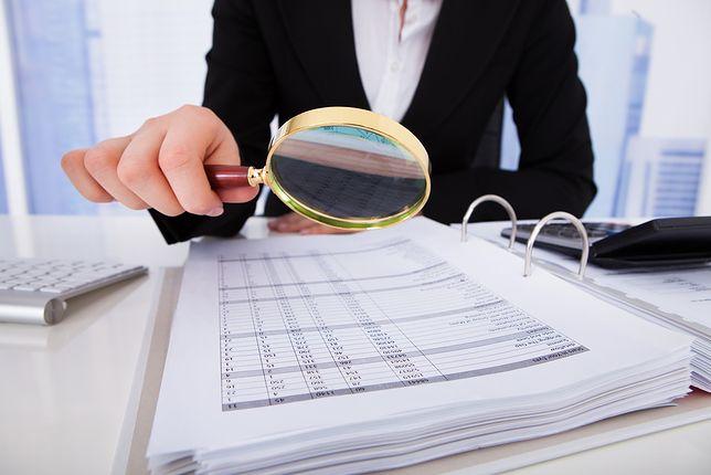 Kontrola z urzędu skarbowego: kary