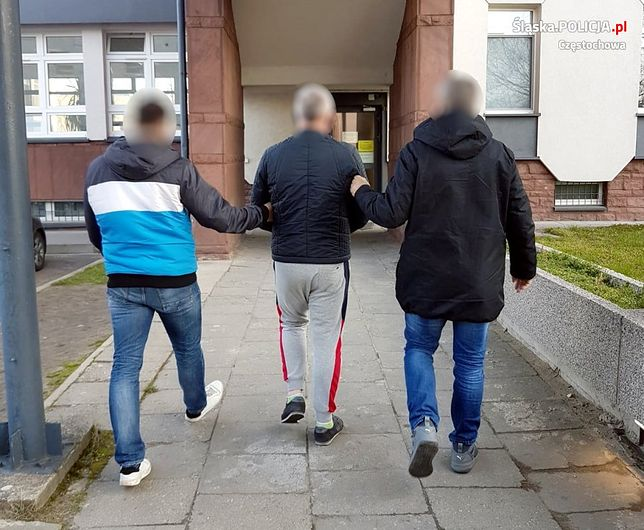 Śląskie. 52-letni mężczyzna z Częstochowy od roku był poszukiwany Europejskim Nakazem Aresztowania.