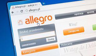 Allegro - uwaga na oszustów