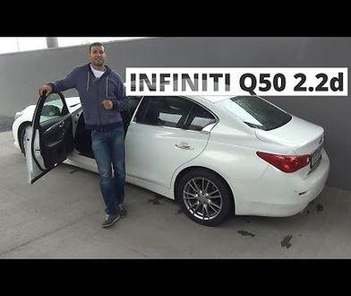Infiniti Q50 2.2d 170 KM, 2014 - test AutoCentrum.pl #085