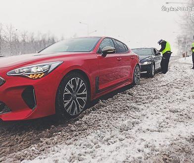 Śląsk. Autostrada nie taka bezpieczna
