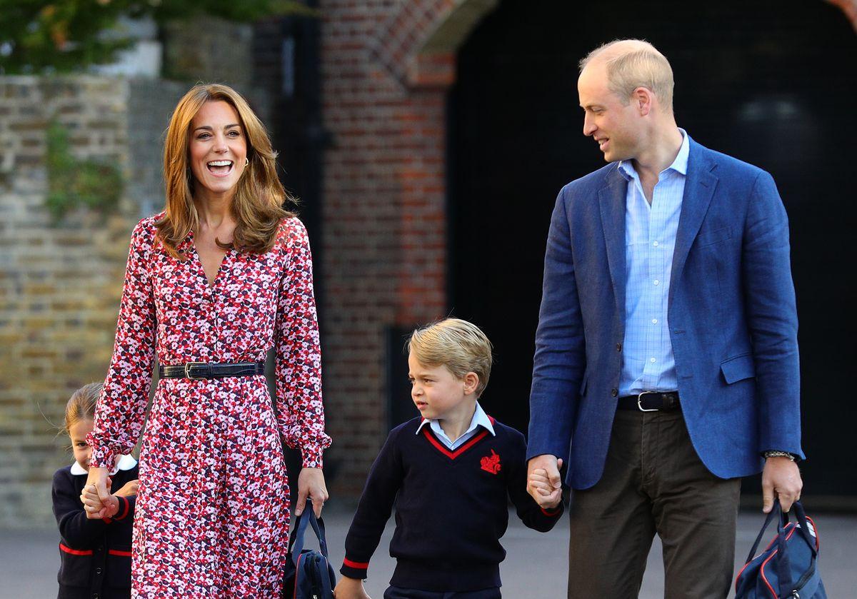 Księżna Kate i książę William już szykują prezenty. Wiemy, co ich dzieci chcą dostać na święta