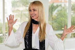 Izabella Scorupco obchodzi drugą rocznicę ślubu. Pokazała przekomiczną wpadkę, którą zaliczyła na weselu