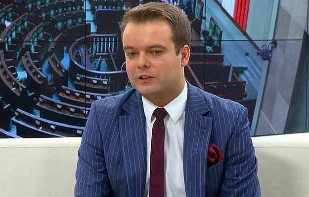 """Rafał Bochenek: Beata Szydło pracuje nie """"na pełen zegarek"""""""