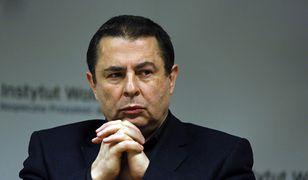 Bronisław Wildstein stał na czele TVP w latach 2006-2007, później związał się z Telewizją Republika